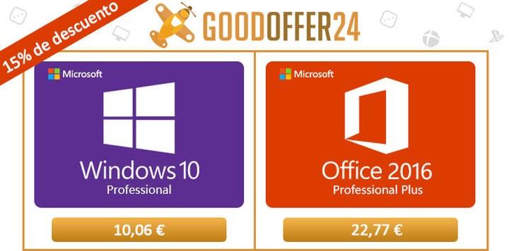 Imagen - ¿Quieres montar un PC para jugar? Consigue una licencia de Windows 10 por 10,06 euros
