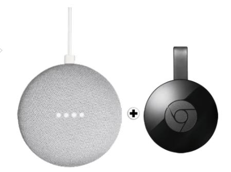 Imagen - Oferta: Google Home Mini y Google Chromecast por 79 euros