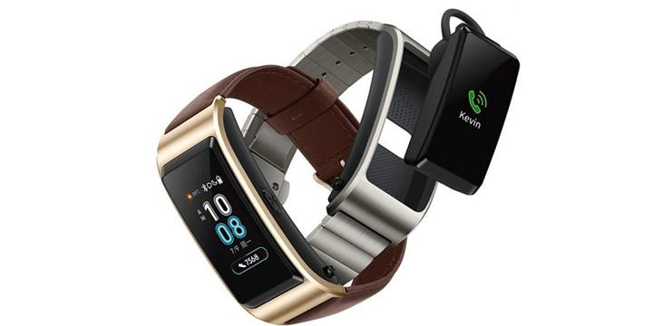 Imagen - Huawei TalkBand B5, la nueva pulsera deportiva con pantalla AMOLED y resistencia al agua