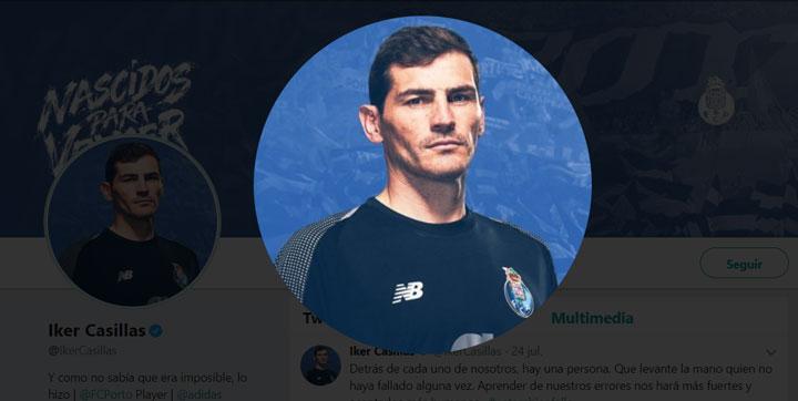 La encuesta de Iker Casillas sobre si el hombre llegó a la Luna se hace viral en Twitter