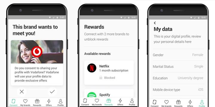 iRule, una app para obtener regalos a cambio de nuestros datos personales