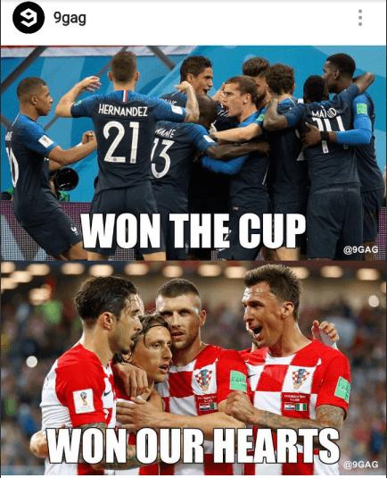 Imagen - Los mejores memes de la final del Mundial de Rusia 2018