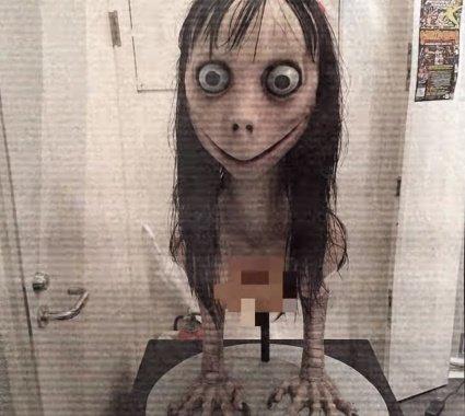 """Imagen - ¿Quién es """"Momo"""", el último viral de YouTube?"""