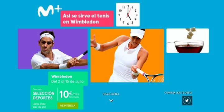 Imagen - Cómo seguir online el torneo de Wimbledon 2018