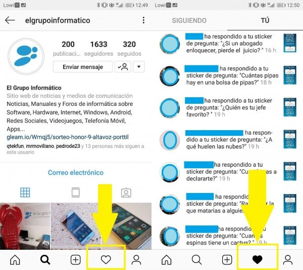 Como Saber Si Te Responden A Las Preguntas De Instagram Stories