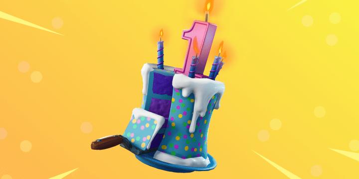 Imagen - Cómo encontrar los pasteles de cumpleaños para bailar en Fortnite