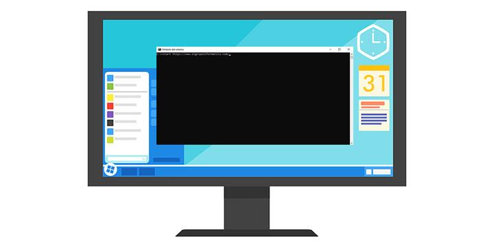 ¿Qué es el Símbolo del sistema de Windows?