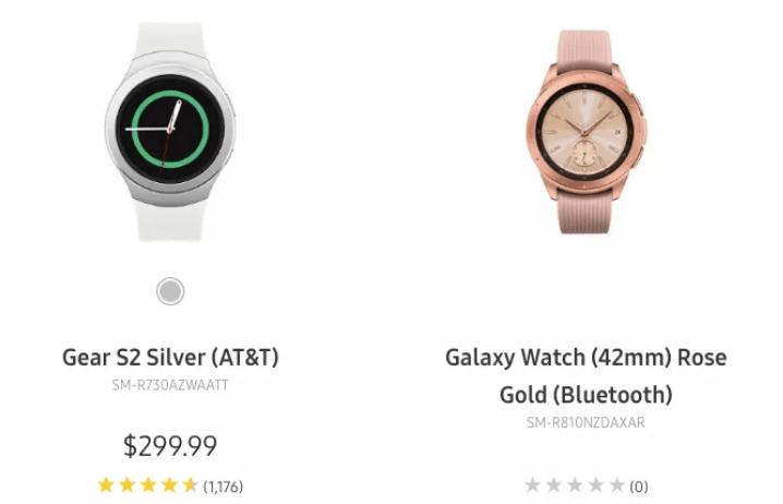 Imagen - Samsung Galaxy Watch se filtra con su primera imagen