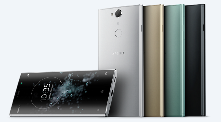 Sony Xperia XA2 Plus es oficial con pantalla de 6 pulgadas y cámara de 23 megapíxeles