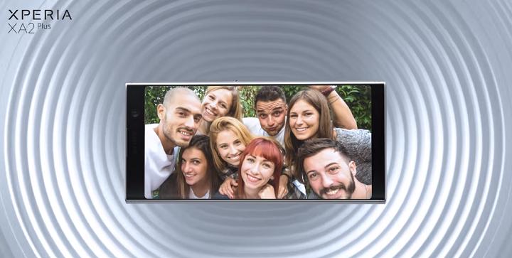 Imagen - Sony Xperia XA2 Plus es oficial con pantalla de 6 pulgadas y cámara de 23 megapíxeles