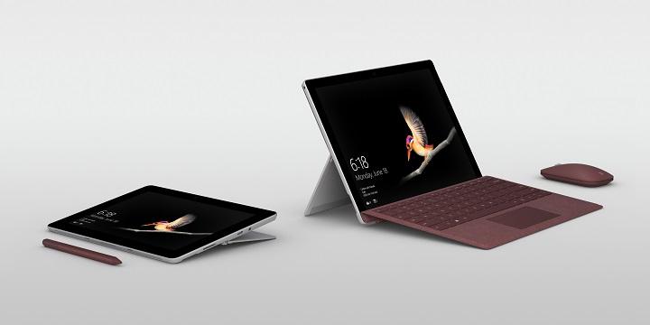 Microsoft Surface Go es oficial: conoce la nueva tablet económica