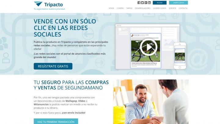 Imagen - Tripacto, el Wallapop con envíos fiables a través de Correos