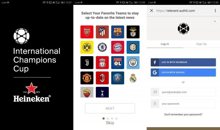 Imagen - Cómo seguir online la International Champions Cup 2018