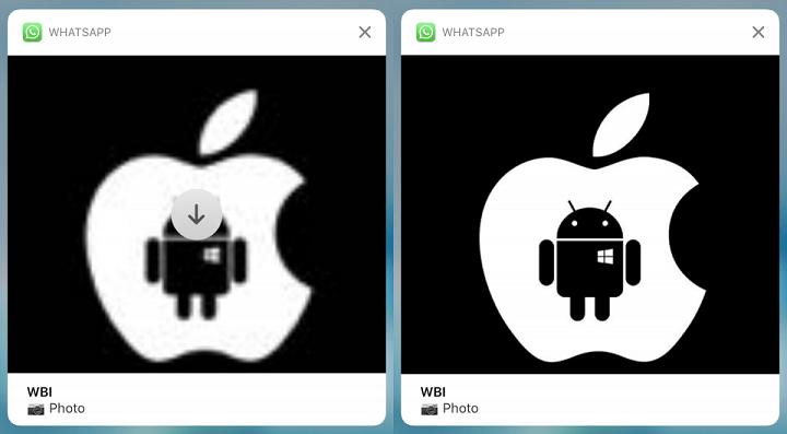 Imagen - WhatsApp para iOS permitirá visualizar imágenes y GIFs desde las notificaciones