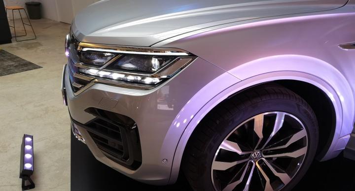 Imagen - Nuevo Volkswagen Touareg con Digital Cockpit, Head-up Display, Car-Net y más tecnologías