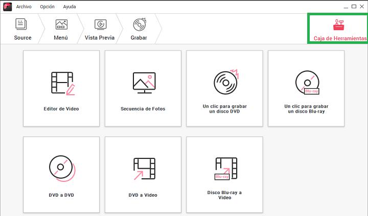 Imagen - Review: Wondershare DVD Creator, un software para crear y grabar DVD con utilidades extra
