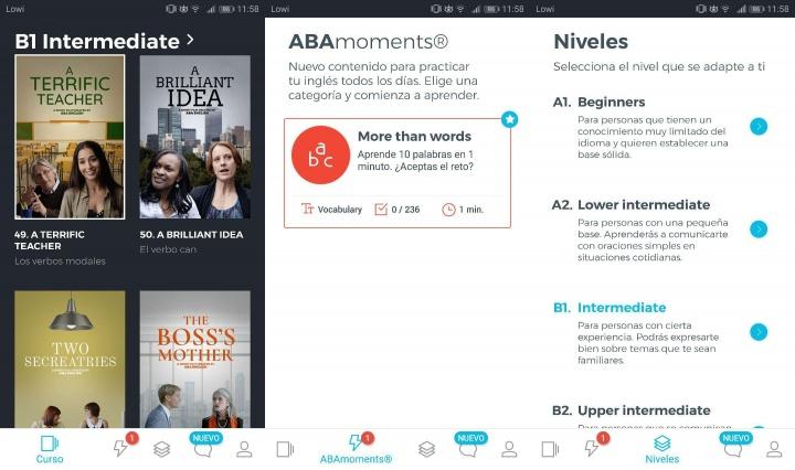 Imagen - Review: ABA English, aprende inglés a distancia, con certificado oficial y desde el móvil