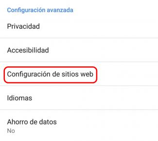 Imagen - Cuidado con las webs que te obligan a aceptar las notificaciones de Chrome para Android