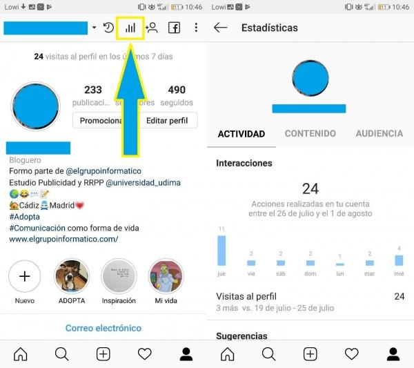 Imagen - Instagram y Facebook añaden un contador y un límite diario del tiempo que las usamos
