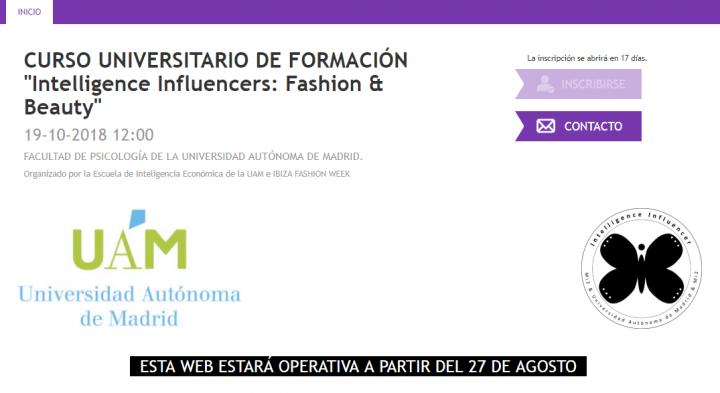Imagen - Un curso para ser influencer llega a la Universidad Autónoma de Madrid