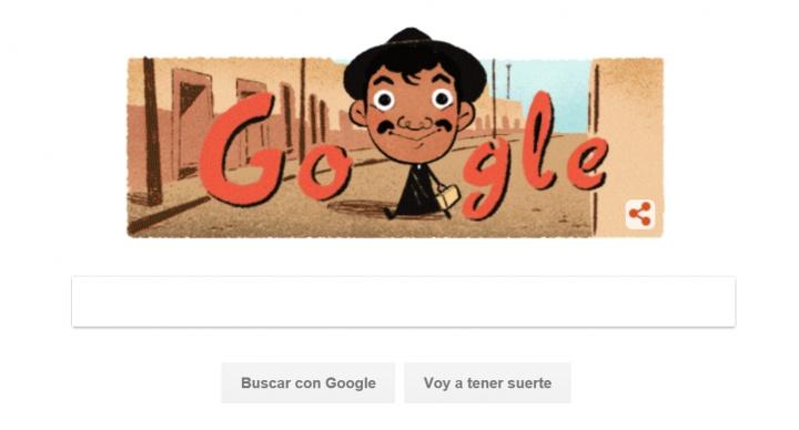 Imagen - Google dedica un Doodle a Cantinflas