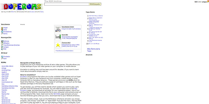 Imagen - 7 alternativas a EmuParadise