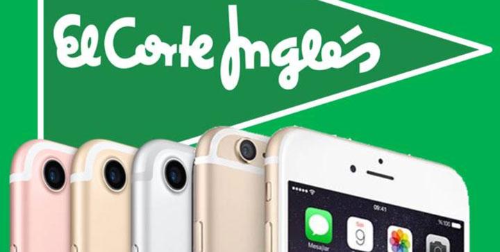 ¡Cuidado! El Corte Inglés no regala iPhone 8 por el 15 aniversario de su tienda online