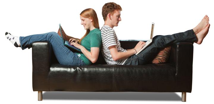 Imagen - Fibra Yuser de Vodafone, la conexión para estudiantes que se puede desactivar en verano