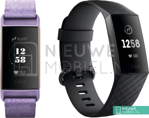 Imagen - Fitbit Charge 3 se filtra en imágenes