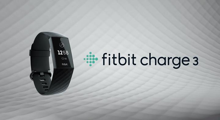 Fitbit Charge 3 es oficial: autonomía de 7 días y sumergible hasta 50 metros