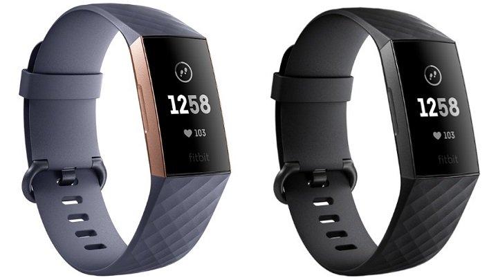 Imagen - Fitbit Charge 3 es oficial: autonomía de 7 días y sumergible hasta 50 metros
