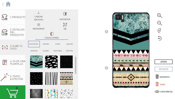 Imagen - Cómo diseñar carcasas personalizadas para el móvil en Internet