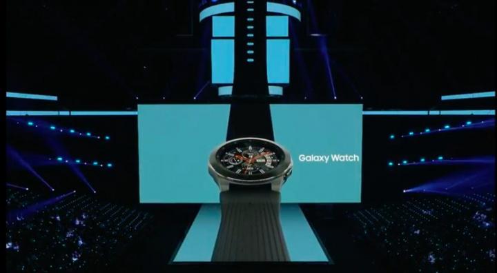 Imagen - Galaxy Watch, el nuevo smartwatch de Samsung es oficial