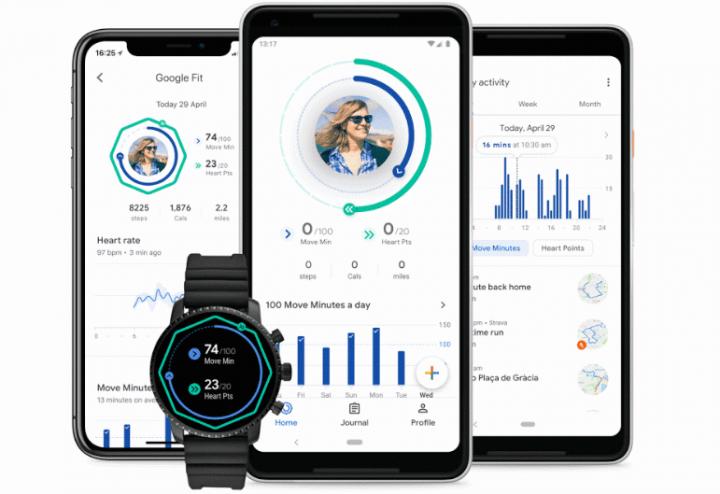 """Imagen - Google Fit añade """"puntos de corazón"""" y compatibilidad con otras apps de fitness"""