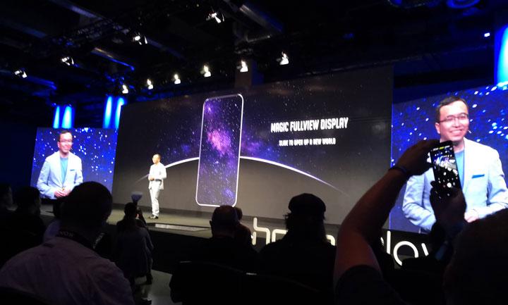 Imagen - Honor Magic 2, el smartphone todo pantalla real con cámara pop-up