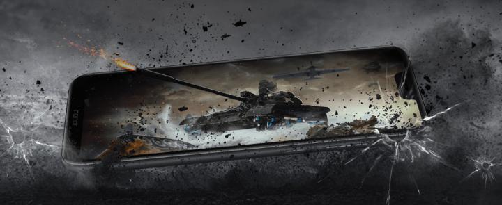 Imagen - Honor Play es oficial, el smartphone gaming con respuesta vibratoria y sonido 3D