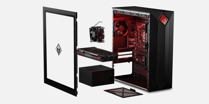 OMEN Obelisk, la torre gaming fácil de personalizar de HP