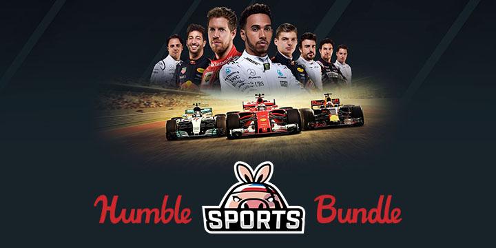 Oferta: compra ahora el Humble Sports Bundle desde 1 dólar