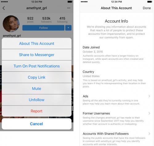 Imagen - Instagram te permitirá saber cuando te uniste a la red social