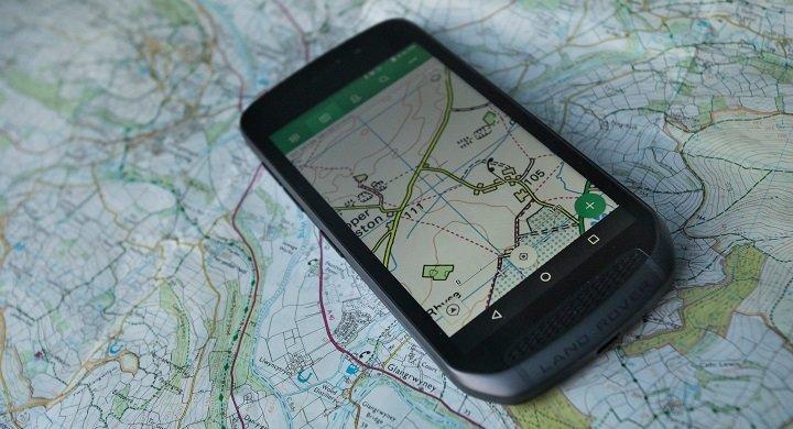 Imagen - Land Rover Explore, un móvil robusto ideal para aventuras extremas con Vodafone