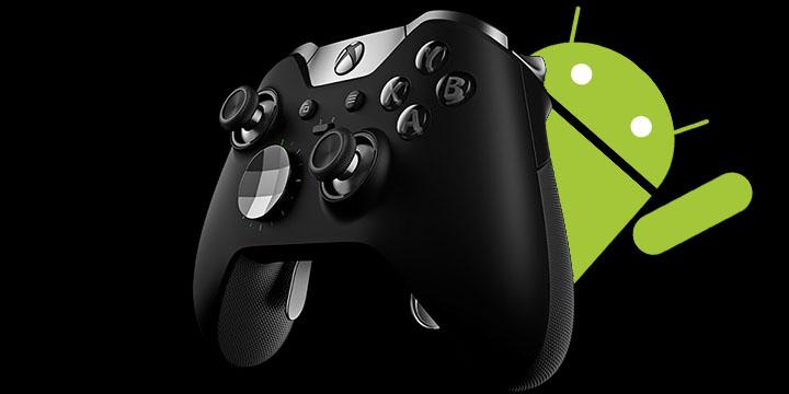 Cómo jugar en Android 9 Pie con el mando de Xbox One