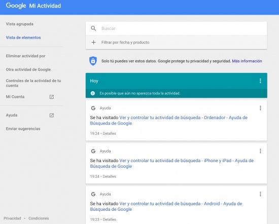 Imagen - Cómo evitar que Google controle tu ubicación tras desactivar el historial de ubicaciones