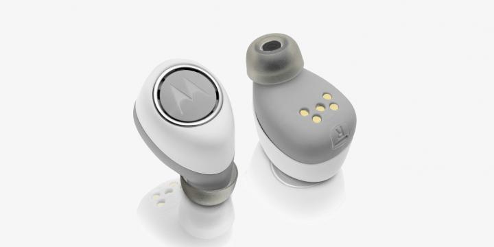 Imagen - VerveOnes Music Edition, los nuevos auriculares True Wireless de Motorola