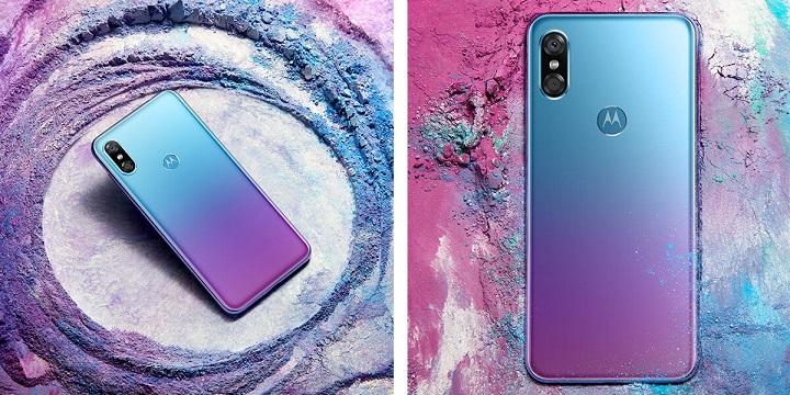 Imagen - Motorola P30 es oficial con pantalla de 6,2 pulgadas y cámara trasera dual