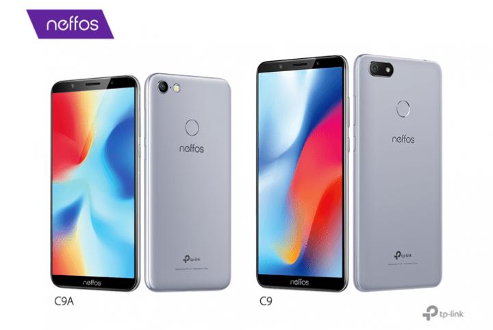 Imagen - Neffos X9, C9 y C9A: los nuevos teléfonos de TP-Link ya son oficiales