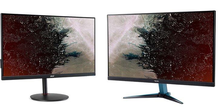 Imagen - Predator XB3 y Nitro XV3, XV2, XF2 y VG1, los nuevos monitores gaming de 27 pulgadas