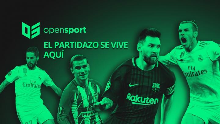 Imagen - Opensport ofrecerá online La Liga, la Champions y el resto de fútbol en 2018/2019