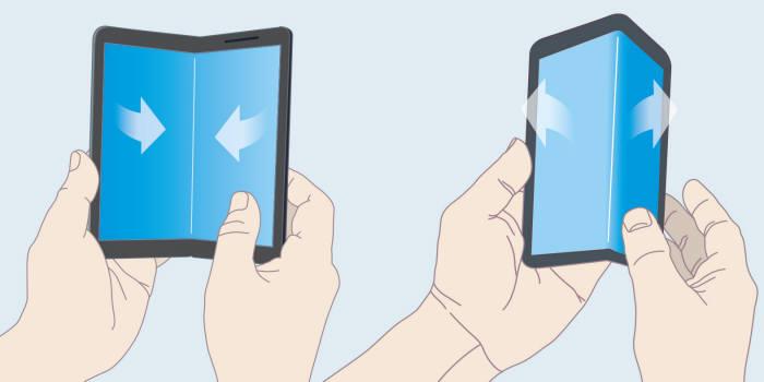 Imagen - LG tendría una pantalla plegable para smartphones en 2019