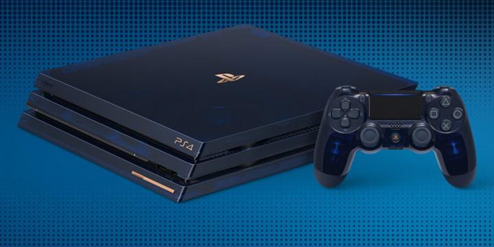 Imagen - PlayStation 4 Pro 500 Million Limited Edition, la edición conmemorativa de la consola