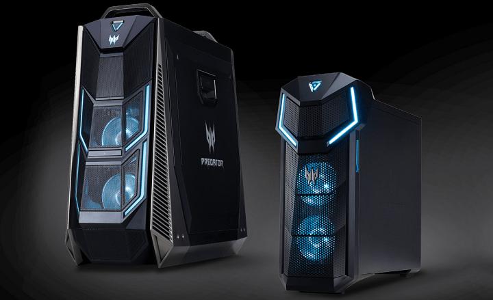 Imagen - Predator Orion 9000, 5000 y 3000, los nuevos ordenadores gaming con hasta Intel Core i9